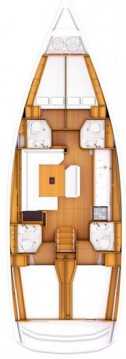 Hire Sailboat with or without skipper Jeanneau Ajaccio