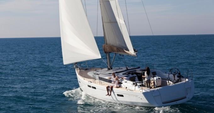 Boat rental Jeanneau Sun Odyssey 479 in Zaton on Samboat