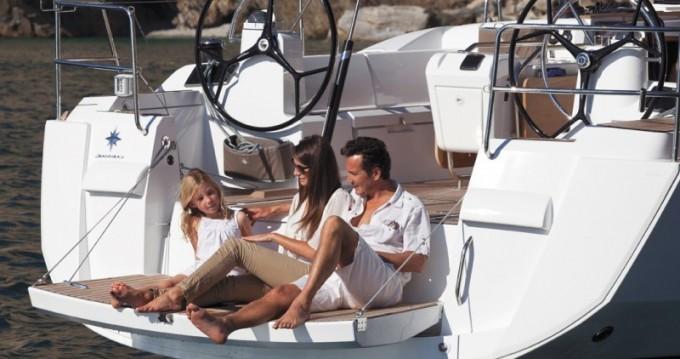 Boat rental Jeanneau Sun Odyssey 479 in Gouvia on Samboat