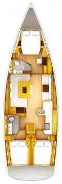 Rental Sailboat in Burlington - Jeanneau Sun Odyssey 509