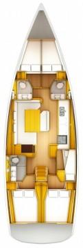 Rental yacht Seget Donji - Jeanneau Sun Odyssey 509 on SamBoat