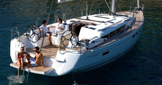 Boat rental Jeanneau Sun Odyssey 509 in Seget Donji on Samboat