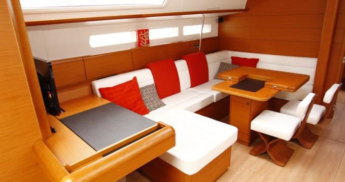 Boat rental Seget Donji cheap Sun Odyssey 509