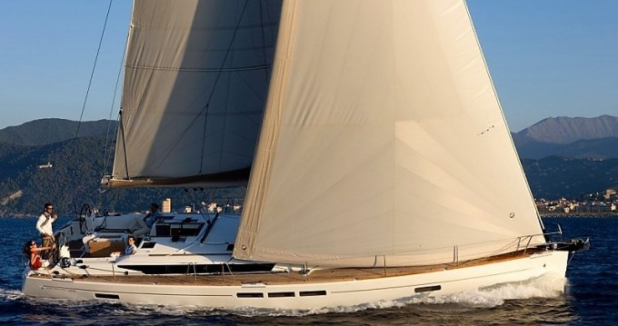 Hire Sailboat with or without skipper Jeanneau Komolac