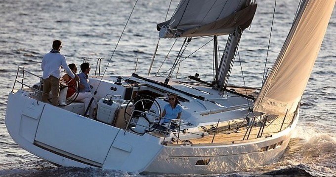 Rental yacht Komolac - Jeanneau Sun Odyssey 509 on SamBoat