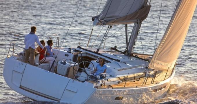 Rent a Jeanneau Sun Odyssey 519 Anse Marcel