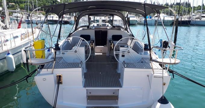Boat rental Portorož cheap Impression 45.1