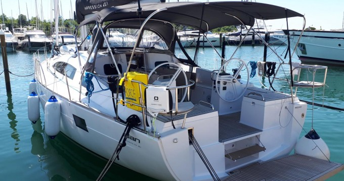 Rental yacht Portorož - Elan Impression 45.1 on SamBoat