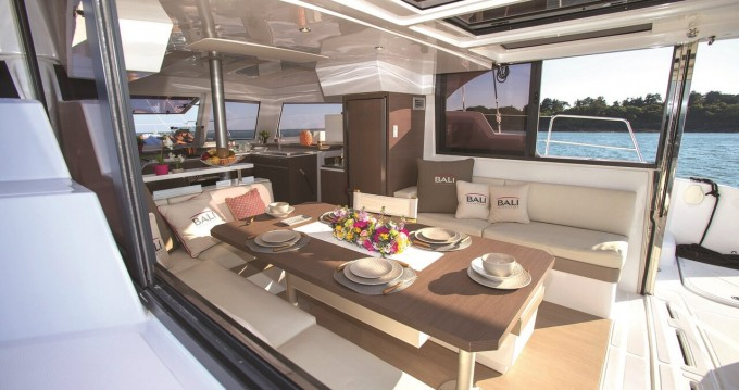 Rental yacht Anse Marcel - Catana Bali Catspace on SamBoat