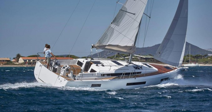 Rent a Jeanneau Sun Odyssey 440 Biograd na Moru