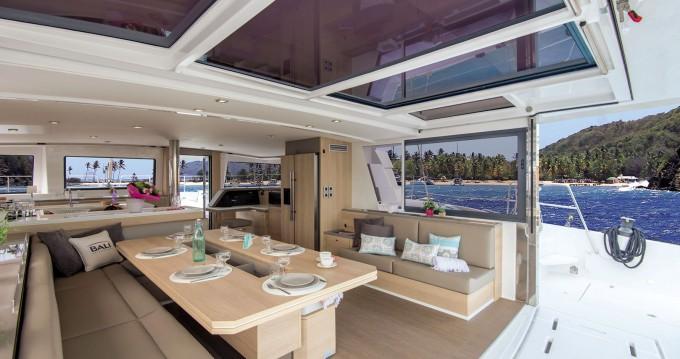 Boat rental Catana Bali 5.4 - 4 + 1 cab. in Nassau on Samboat