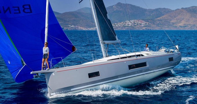Bénéteau Oceanis 46.1 between personal and professional Pomer
