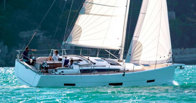 Rental yacht Trogir - Dufour Dufour 390 on SamBoat