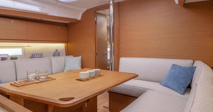 Rental Sailboat in Trogir - Dufour Dufour 390