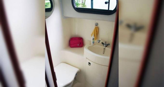 Rental Motorboat in Nevers -  Sedan 1170