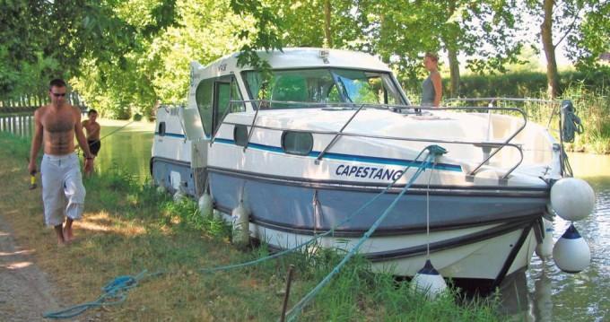 Rental Motorboat in Nevers -  Confort 1100