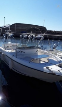 Rental yacht Ajaccio - B2 Marine Cap Ferret 650 Open on SamBoat