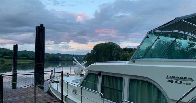 Rental Motorboat in Rouen - Linssen Grand Sturdy 40.9