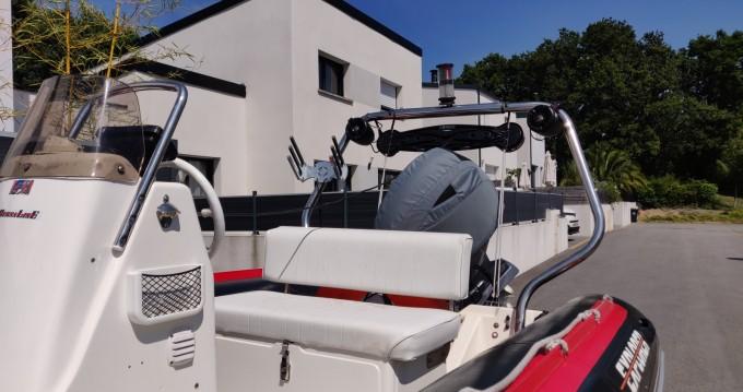 Rental yacht Vannes - Bombard Explorer 500 DB on SamBoat