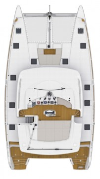 Rental Catamaran in Olbia - Lagoon Lagoon 52 F