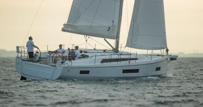 Boat rental Seget Donji cheap Oceanis 40.1