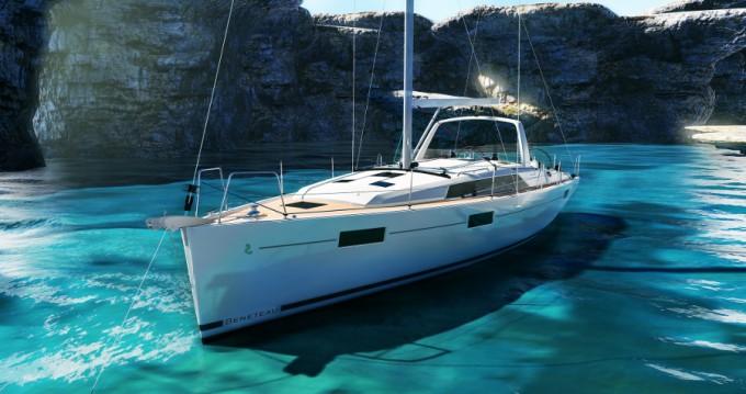 Boat rental Olbia cheap Oceanis 41.1