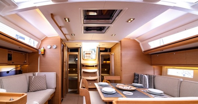 Dufour Dufour 520 Grand Large between personal and professional Corfu