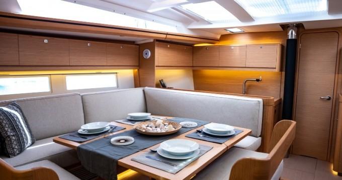 Rental yacht Corfu - Dufour Dufour 520 Grand Large on SamBoat