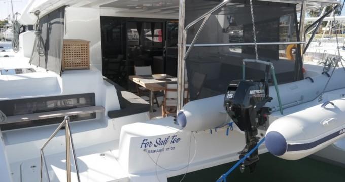 Rental Catamaran in Mykonos (Island) - Lagoon Lagoon 50