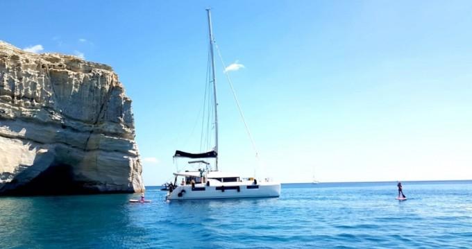 Rental yacht Mykonos (Island) - Lagoon Lagoon 50 on SamBoat