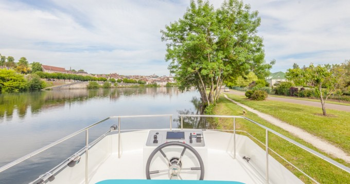 Hire Canal boat with or without skipper Pénichette Evolution Argens-Minervois