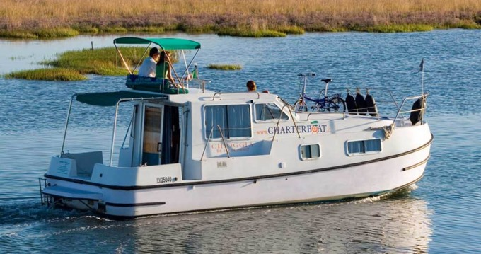 Rental Canal boat in Chioggia - New New Con Fly