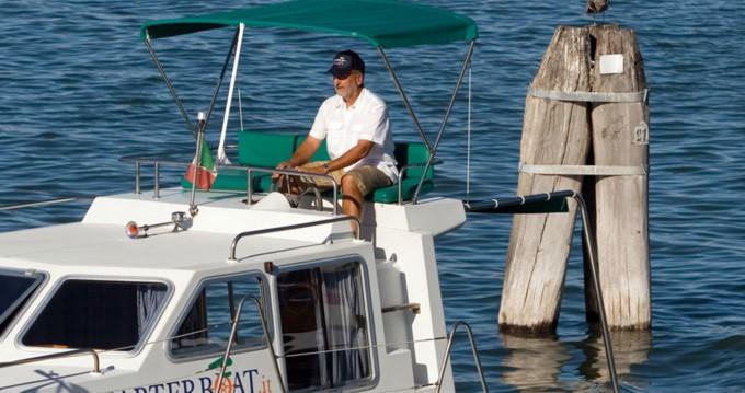 Boat rental Chioggia cheap New Con Fly