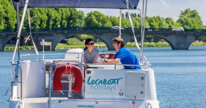 Boat rental Fürstenberg/Havel cheap 400