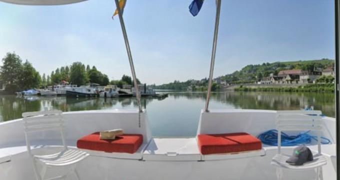 Rental yacht Lutzelbourg - Pénichette Terrasse 1120 R on SamBoat
