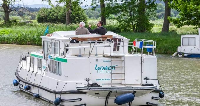 Boat rental Corbigny cheap 1165 FB