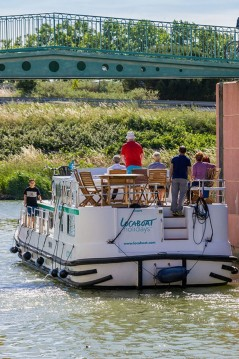 Rental yacht Joigny - Pénichette Flying Bridge 1500 FB on SamBoat