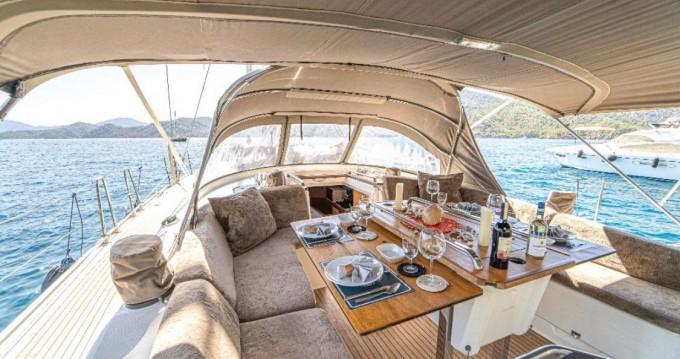 Boat rental Göcek cheap Cruiser 56