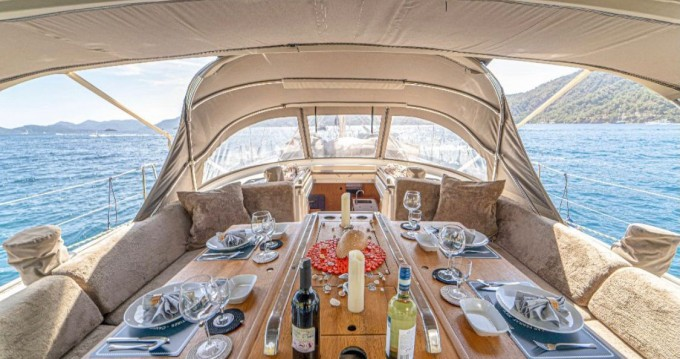 Rental Sailboat in Göcek - Bavaria Cruiser 56