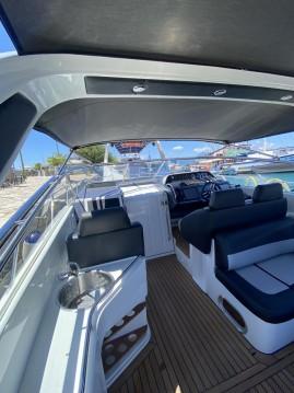 Boat rental Corfu cheap WINDY 38