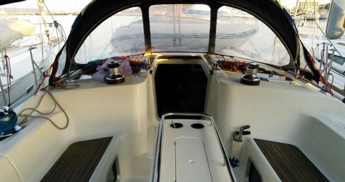 Rental Sailboat in Lávrio - Jeanneau Sun Odyssey 43