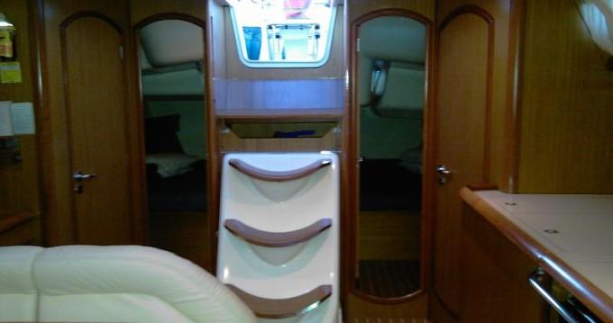 Boat rental Lávrio cheap Sun Odyssey 45
