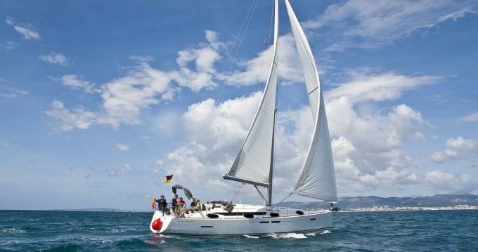 Boat rental Pula cheap Sun Odyssey 439