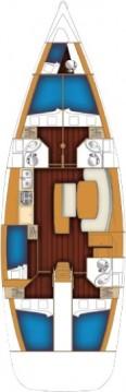 Rental yacht Madeira Islands - Bénéteau Cyclades 50.5 on SamBoat