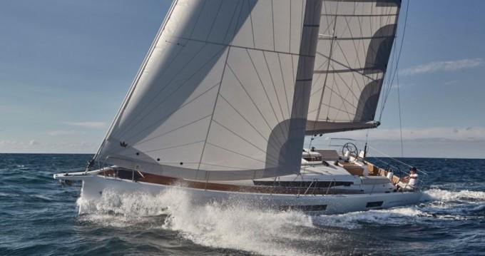 Rental Sailboat in Rhodes - Jeanneau Sun Odyssey 440