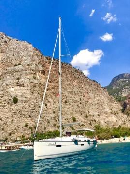 Boat rental Fethiye cheap Cruiser 40