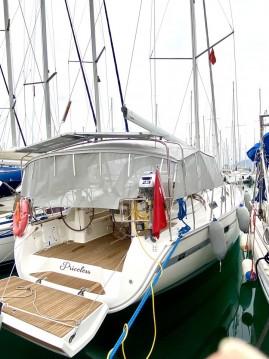 Rental yacht Fethiye - Bavaria Cruiser 40 on SamBoat