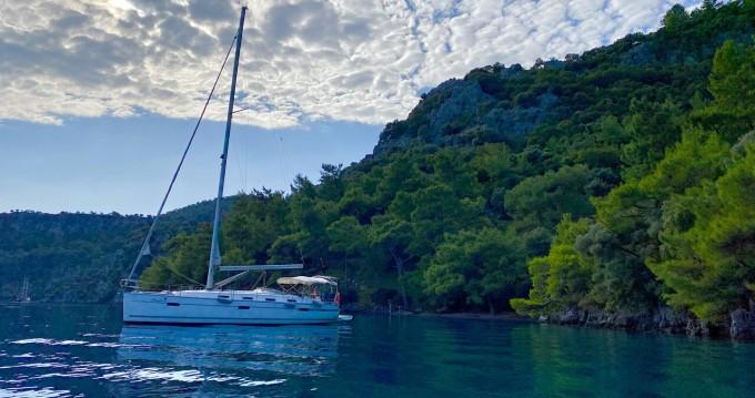 Boat rental Bavaria Cruiser 40 in Fethiye on Samboat