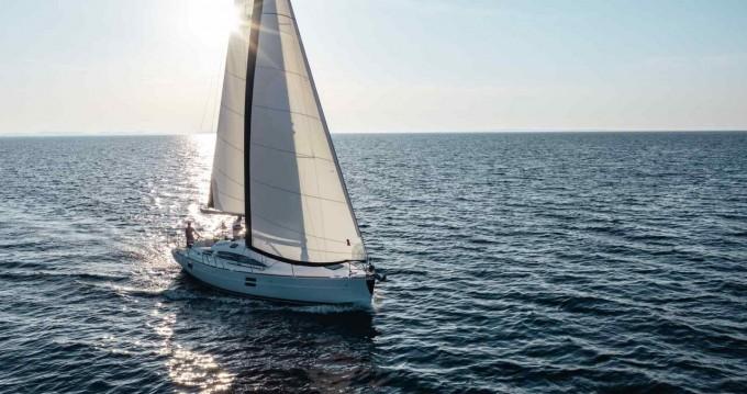 Boat rental Elan Impression 40.1 in Kaštela on Samboat