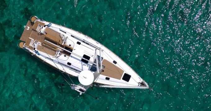 Boat rental Kaštela cheap Impression 45.1